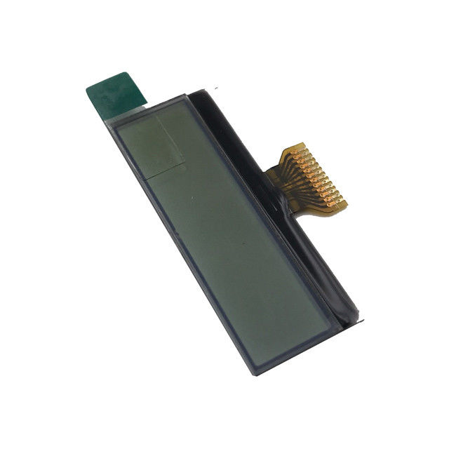 12832 Small Size 3.3V / 5V Serial Lcd Display Module Parallel Port Industrial Liquid Crystal Module