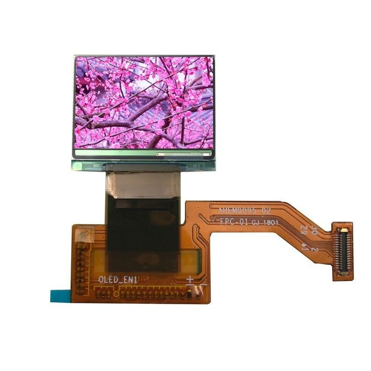 120 X 180 Resolution PMOLED Display , 0.95 Inches Full Color OLED Display