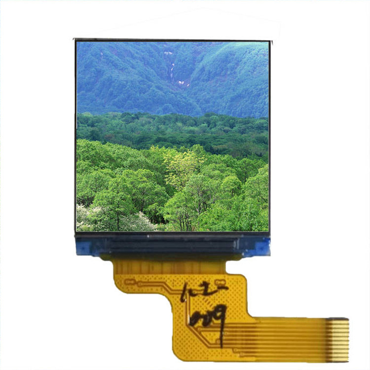 1.22 inch tft panel 240x240 BOE glass lcd screen with IC ST7789